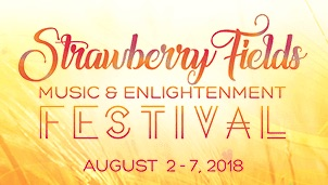 Strawberry Fields Music and Enlightenment Festival